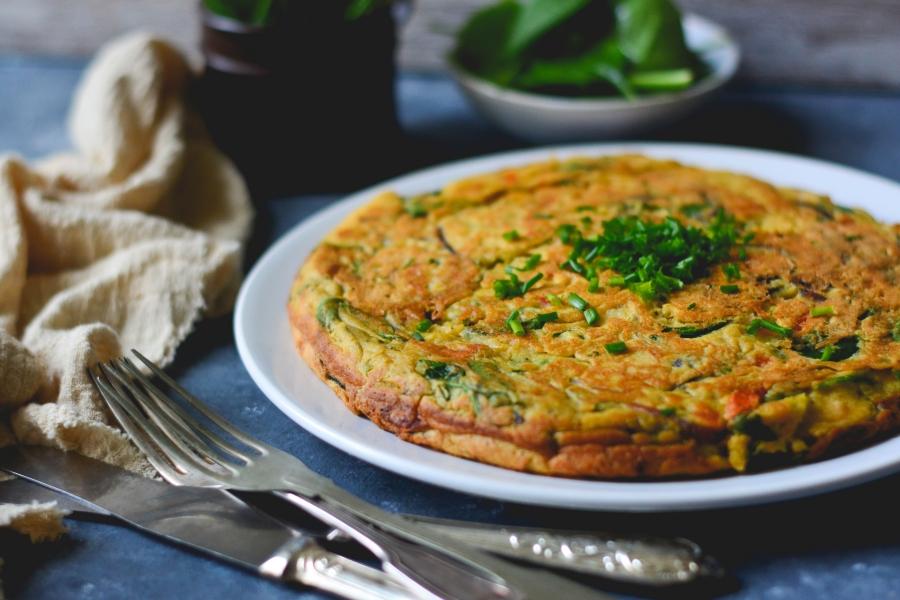 grão-omelete