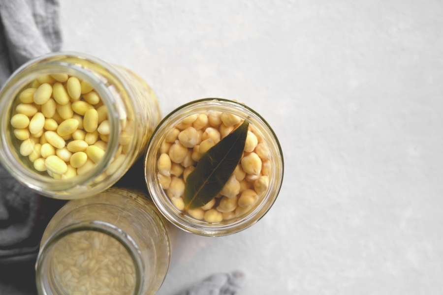 leguminosas secas