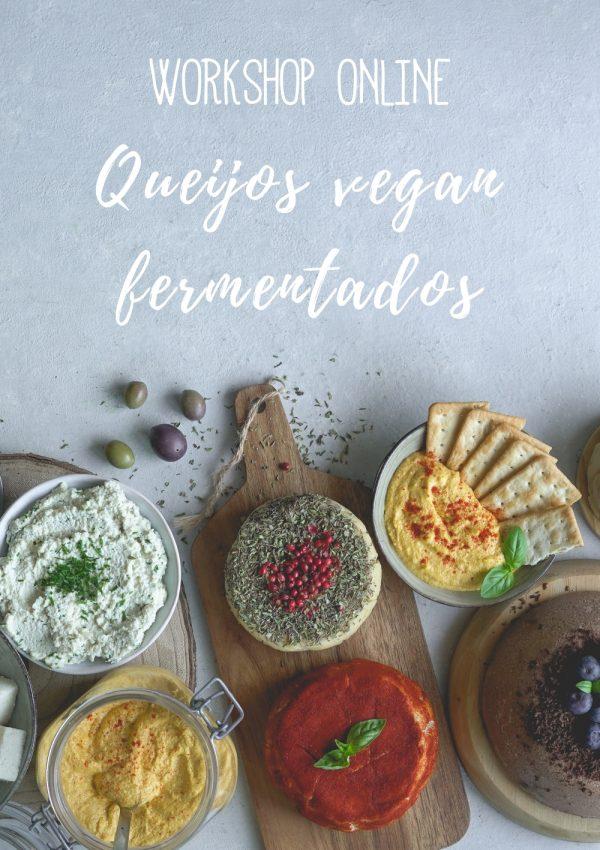 queijos vegan como fazer