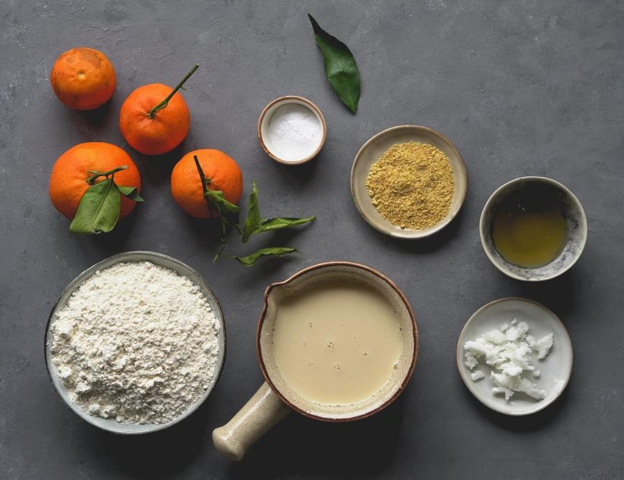 Ingredientes crepes