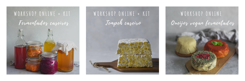 Fermentar em casa dicas da oksi curso workshop online